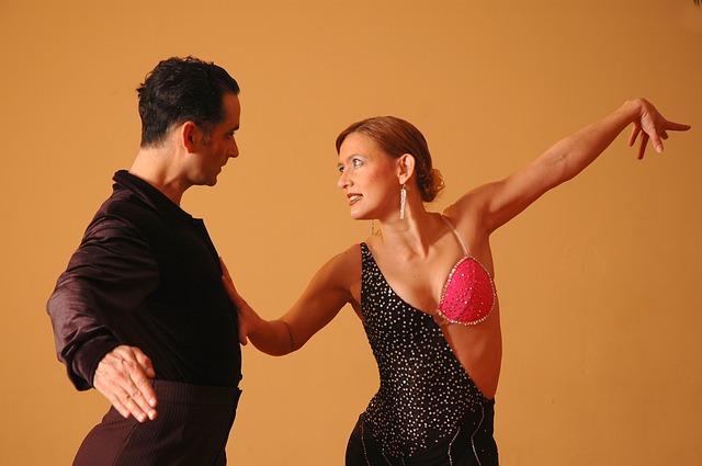 Dodatki do tańca