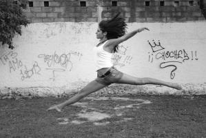 Specjalne stroje taneczne breakdance